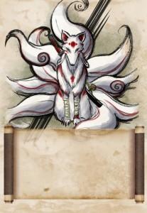 nine_tailed_kitsune_by_chewyli