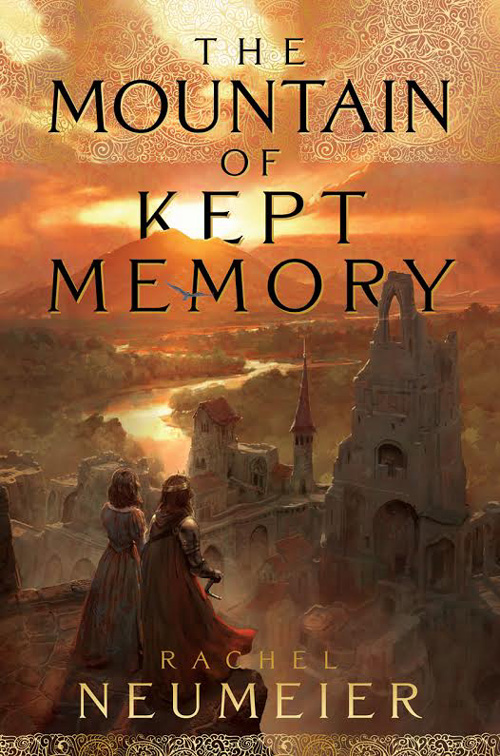 The Mountain of Kept Memory, November 2016