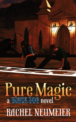 Pure Magic, Black Dog Book 2 by Rachel Neuemeier