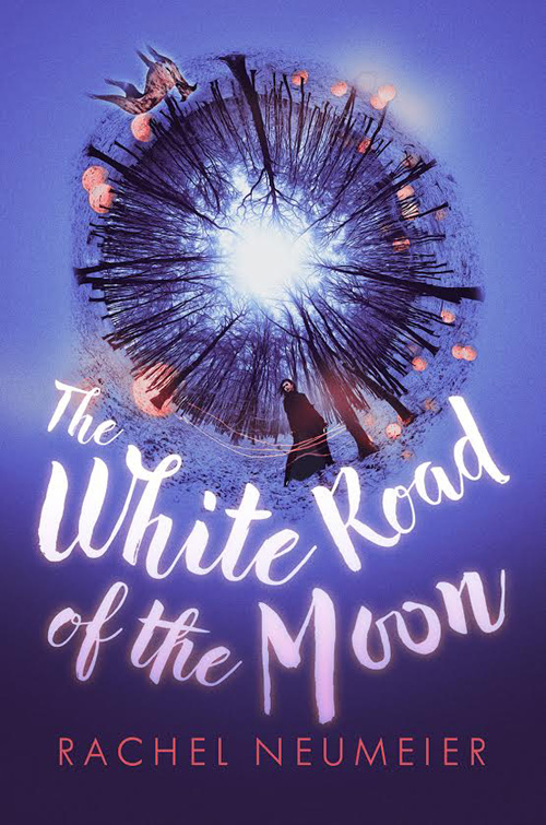 The White Road of the Moon, US Hardcover