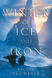 Winter of Ice and Iron, US Hardback